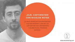Entrevista a Nicolás Reyes